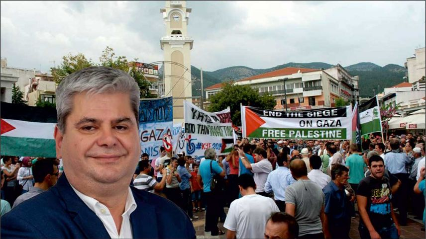 Milletvekili Zeybek'ten Filistin'e destek mitingine çağrı