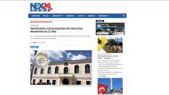 """NEX24.news'ün """"Türk Azınlık"""" haberine ırkçı Yunanlardan tepki"""