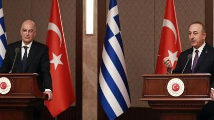 Türkiye Dışişleri Bakanı Çavuşoğlu Yunanistan'ı ziyaret edecek