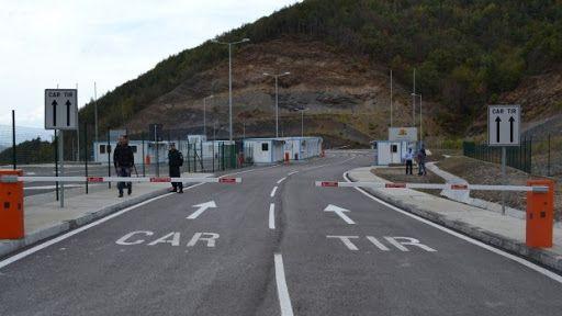 Nimfea-Makas sınır kapısı yeniden açılıyor