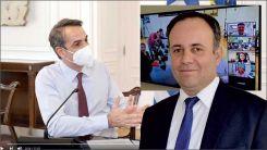 Kozlukebir Belediye Başkanı Rıdvan Ahmet'den Miçotakis'in ifadelerine tepki