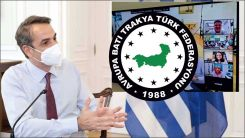 Başbakan Miçotakis'in Batı Trakya Türk toplumuna kimlik dayatmasına ABTTF'den tepki