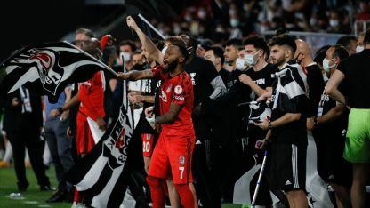 Beşiktaş, gelecek sezon Şampiyonlar Ligi'ne doğrudan katılacak