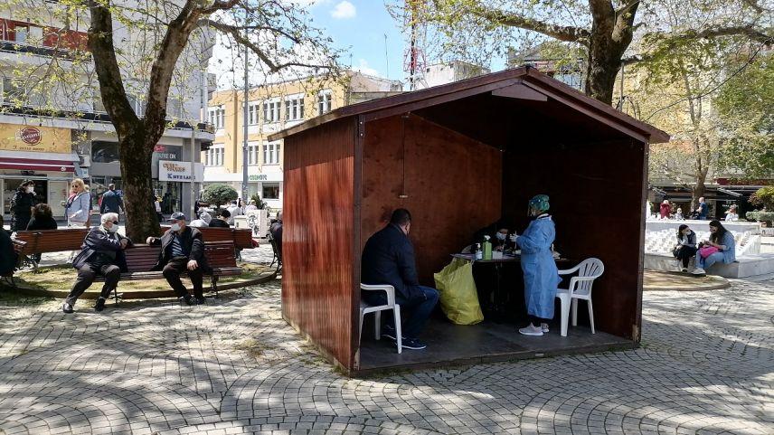 Batι Τrakya'da bugün 19 vaka açıklandı