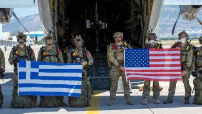 ABD, Yunanistan'daki silahlı kuvvetlerinin varlığını artıracak
