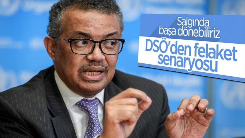 DSÖ: Salgında başa dönebiliriz