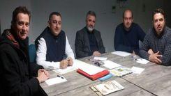 Encümenler Birliği Derneği Yönetimi velilere teşekkür etti yeni encümenlere başarı diledi