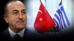 Çavuşoğlu: Çözüm bekleyen sorunları AB değil, sadece Türkiye ve Yunanistan çözebilir