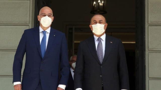 Dendias: Aşı olmuş vatandaşlar her iki ülkeyi karşılıklı ziyaret edebilecek