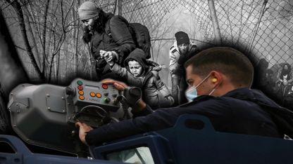 AB'den Türkiye-Yunanistan sınırına 3 milyar Euro'luk dijital bariyer