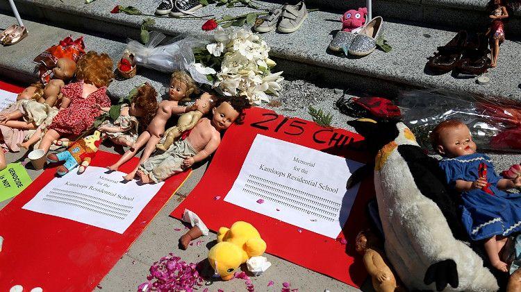 Büyük skandal: Yüzlerce çocuğun kilise okulundayken öldüğü ortaya çıktı