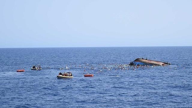 Tekne faciasında ölenlerin sayısı 92'ye çıktı