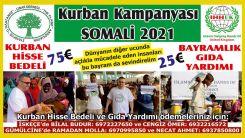Çınar Derneği kurban bağışı kampanyası başlattı