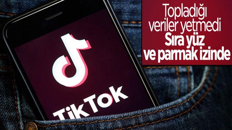 TikTok, kullanıcıların biyometrik verilerini de toplayacak