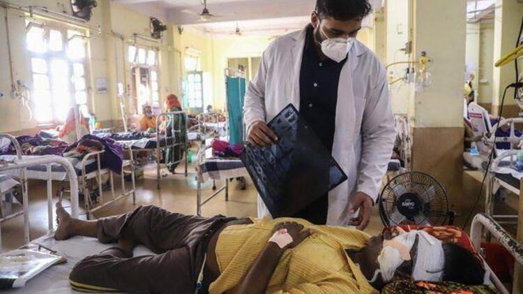 Hindistan'da kara mantar vakası sayısı 28 bini geçti