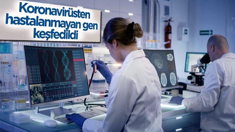 Koronavirüsten hastalanmayı önleyen gen keşfedildi