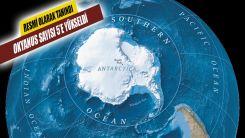 Beşinci okyanusun varlığı kabul edildi: Güney Okyanusu