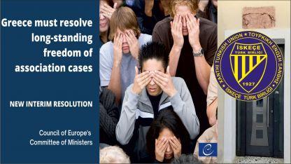 """İTB: """"Yunanistan'dan uluslararası hukuka saygı göstermesini ve AİHM kararlarını uygulamasını bekliyoruz"""""""
