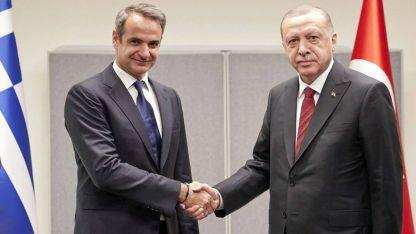 Başbakan Miçotakis'ten görüşme öncesi ılımlı mesaj