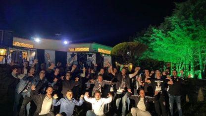 Batı Trakyalı Beşiktaşlılar şampiyonluk yemeğinde buluştular