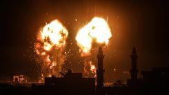 İsrail Gazze Şeridi'ne hava saldırıları düzenledi