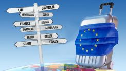 Aşı olanların hangi AB ülkelerine seyahat etmesi mümkün?