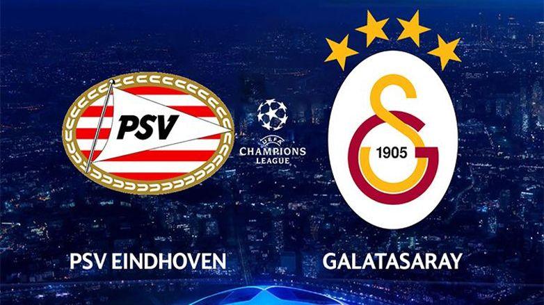 Galatasaray'ın Şampiyonlar Ligi'ndeki rakibi PSV Eindhoven