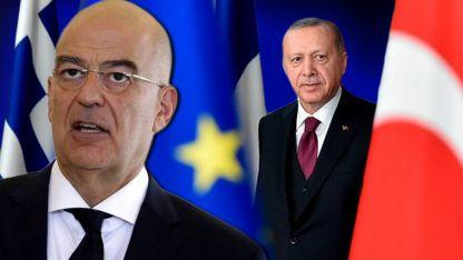 Dışişleri Bakanı Dendias'tan AB'ye Türkiye tepkisi