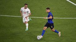 EURO 2020'de A Grubu'nda İtalya liderliğini sürdürdü