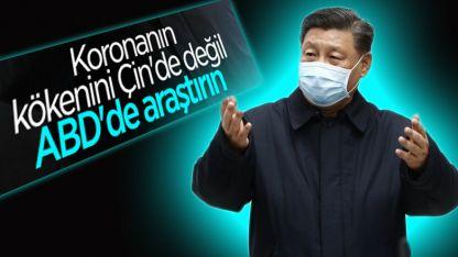 Çin: Koronavirüsün kökeni ABD'de araştırılmalı