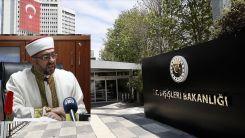 Türkiye'den İskeçe Müftüsü Ahmet Mete'ye verilen hapis cezasına kınama
