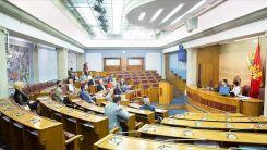 Karadağ Meclisi Srebrenitsa soykırımı yasa tasarısını kabul etti