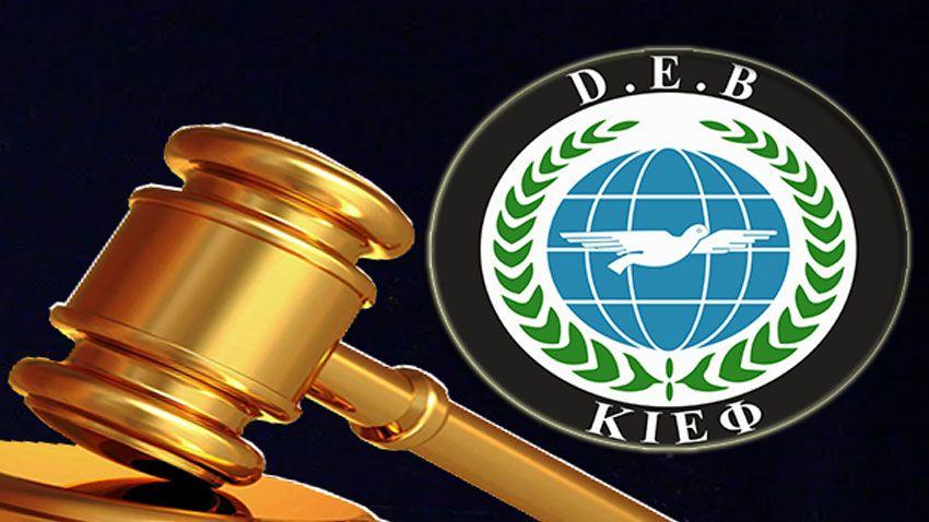 DEB Partisi Müftü Mete'ye hapis cezası verilmesini kınadı