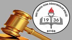 BTTÖB: Müftü Mete'ye verilen ceza adalete olan inancı zedelemiştir