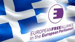 EFA'dan Yunanistan'a tepki