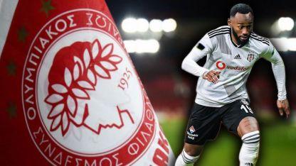 Olympiakos, Nkoudou'yu gündemine aldı!