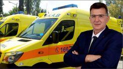 Baran: Halkımız hastalarını taşımak için ambulans kiralamak zorunda kalıyor
