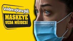 Dış mekanlarda maske kullanımı kaldırıldı!