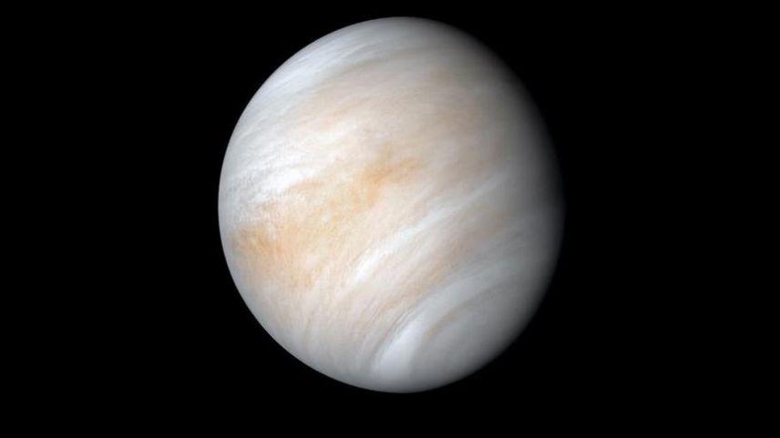 Venüs'te jeolojik aktivite belirtileri tespit edildi