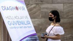 Koronavirüs teşhisini 10 saniyeye düşüren Türk testi kullanıma sunuldu