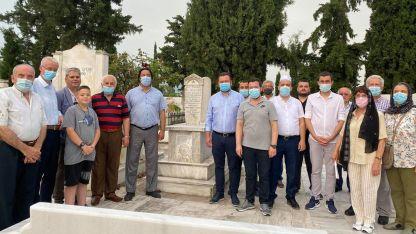 İskeçe Türk Birliği kurucularından Mehmet Hilmi vefatının 90. yılında anıldı