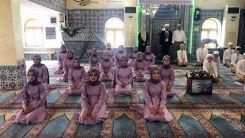İskeçe Koyunköy'de 36 çocuk için hatim töreni düzenlendi