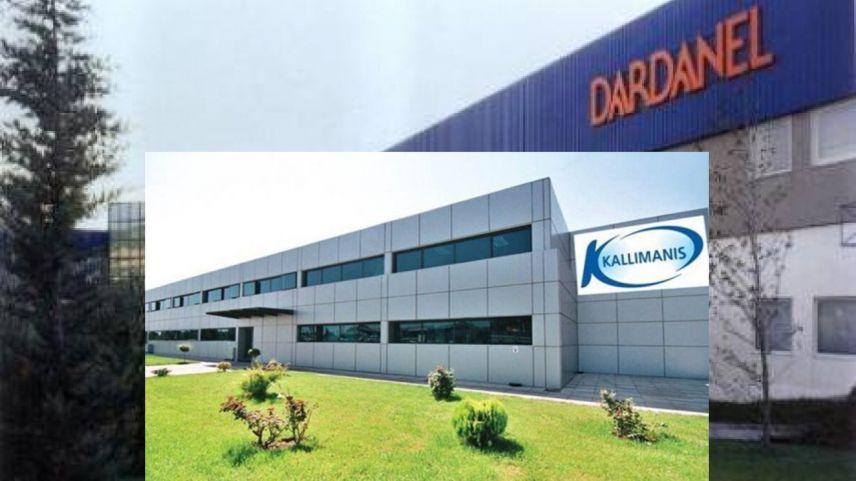 Türk şirketi Dardanel, Yunan G. Kallimanis'i satın aldı