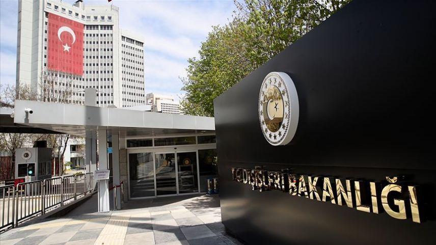 Türkiye'den Yunan mahkemesinin İskeçe Türk Birliği hakkındaki kararına tepki