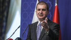 """Çelik: """"Yunanistan Dışişleri Bakanı yalan söylüyor, net"""""""