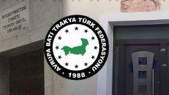 ABTTF: 'İskeçe Türk Birliği'nin hak arama mücadelesini destekliyoruz!'