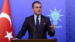 Ömer Çelik: 'İskeçe Türk Birliği'ni selamlıyorum'