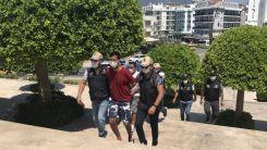 Yunanistan'a kaçmaya çalışan terör örgütü şüphelisi yakalandı