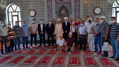 Başkonsolos Murat Ömeroğlu Sirkelili soydaşlarla kucaklaştı