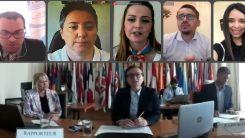 Batı Trakya Türkleri AGİT toplantısına katıldı